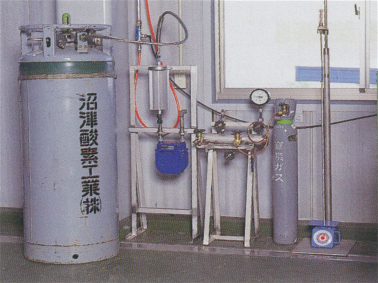 LGC容器検査装置